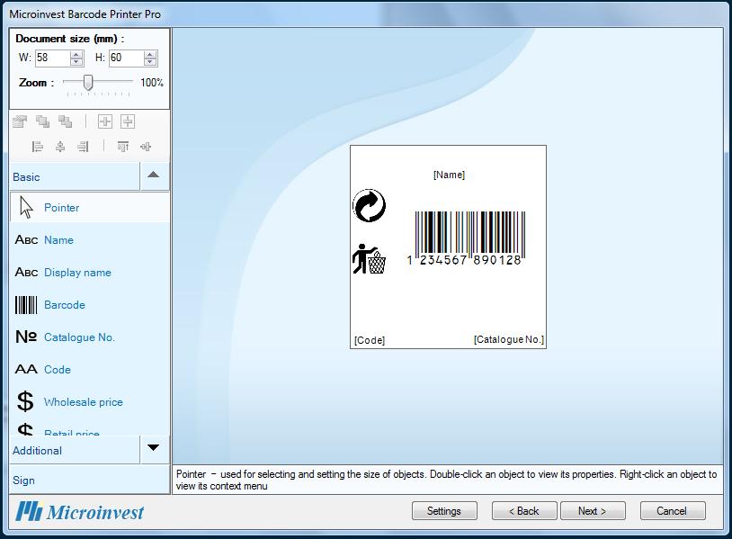 Barcode Printer Pro