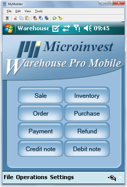 Warehouse Pro Mobile 1
