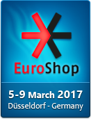 Visit Microinvest on EuroShop 2017! The exhibition will take place in Düsseldorf, Germany from the 5th till 9th of March 2017.